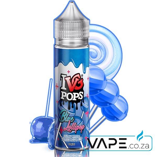 IVG BLUE LOLLIPOP e-juice