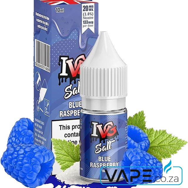 IVG Blue Raspberry Saltnic
