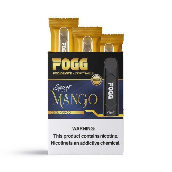 Secret Sauce Fogg Mago Saltnic