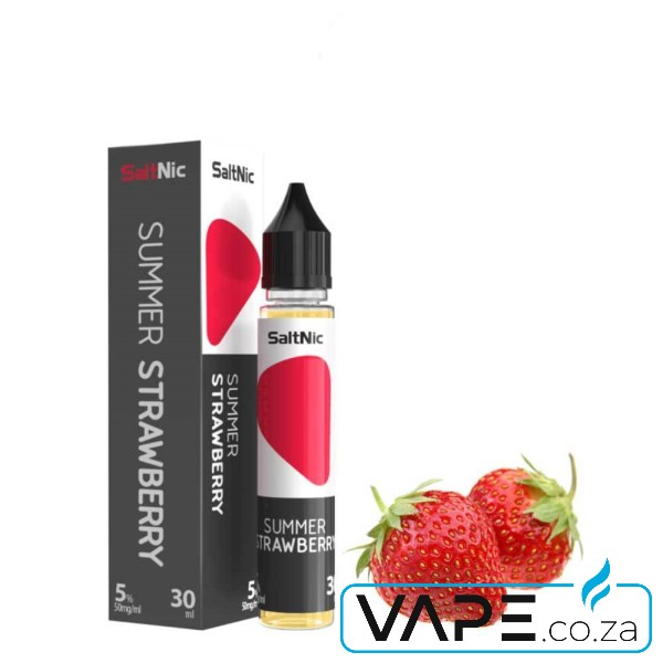 Vgod saltnic Summer Strawberry eliquid