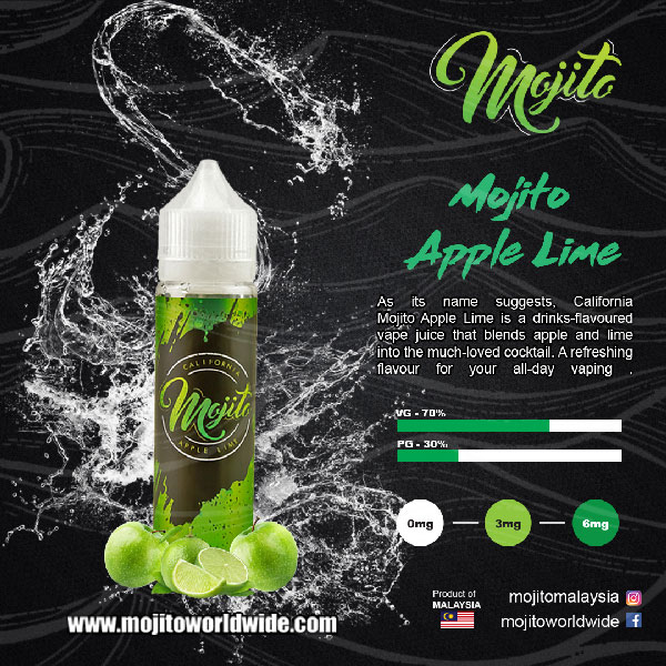 e-Liquid-Mojito-Apple-Lime