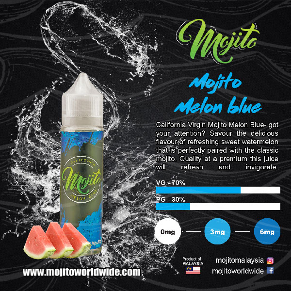 e-Liquid-Mojito-Melon-Blue