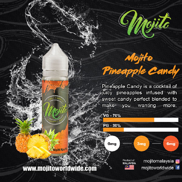 e-Liquid-Mojito-Pineapple