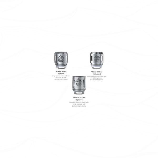 e-Liquid-Smok-TFV8-Baby-Coil