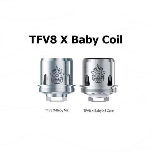 e-Liquid-Smok-TFV8-X-Baby-Coil