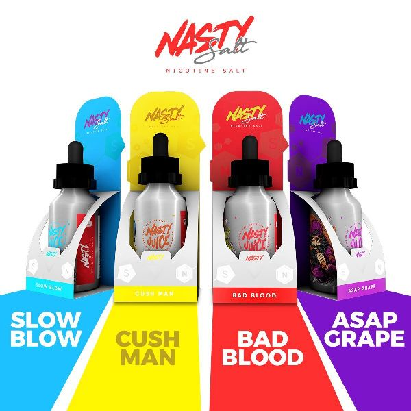Nasty Juice-Salt Nic