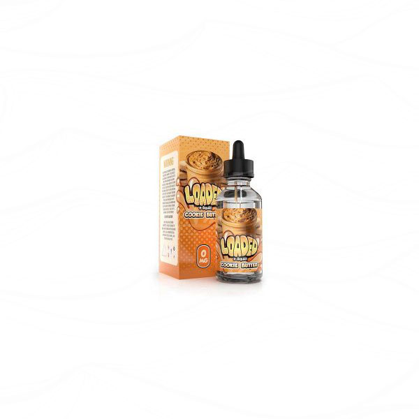 vaping-ejuice-Loaded-Cookie-Butter