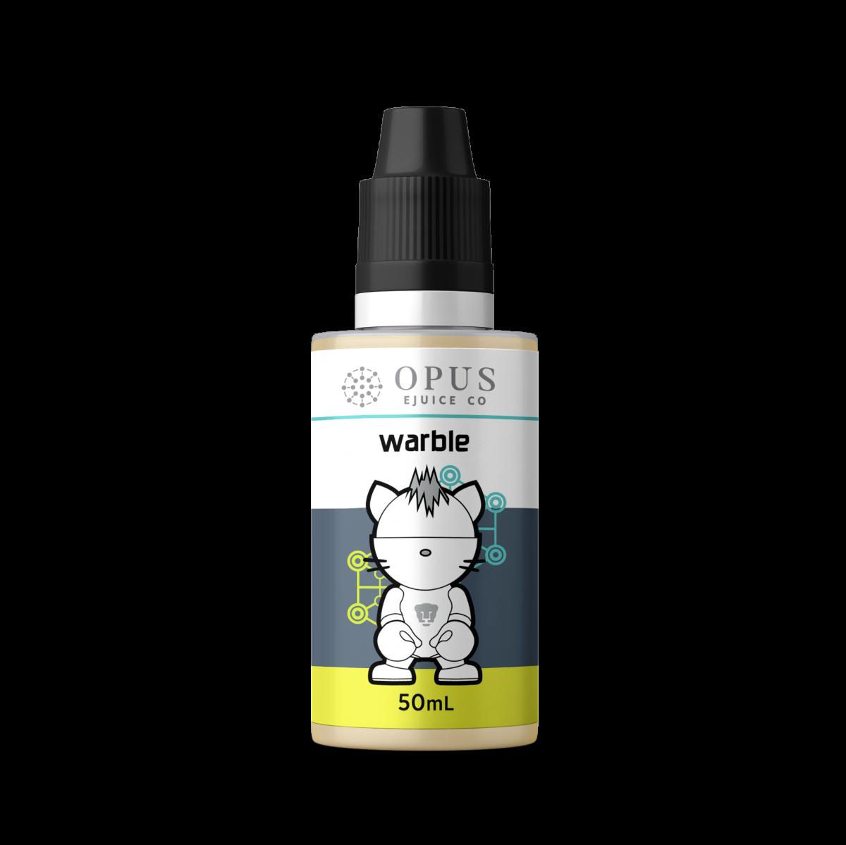 Opus warble e-liquid