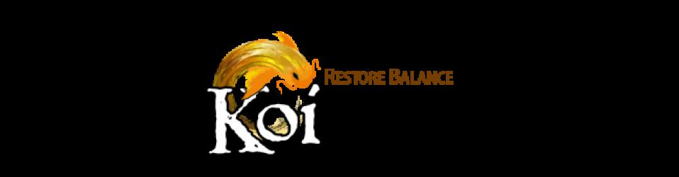 Koi CBD Restore balance