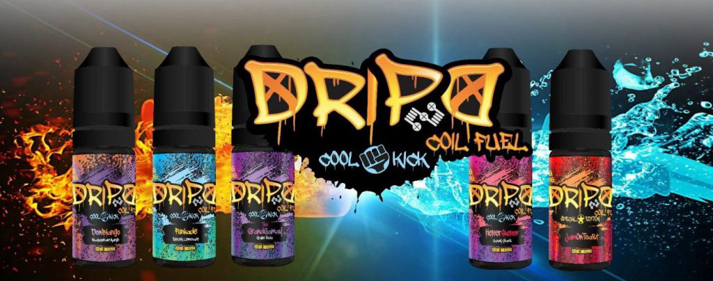 Dripd Coil Banner For Scoller