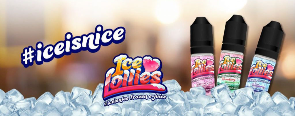 Ice Lollies Banner For Scoller
