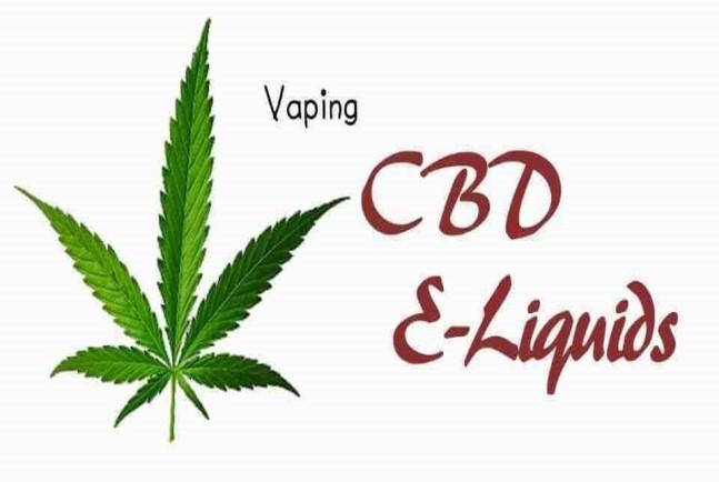 CBD Vape e-liquids