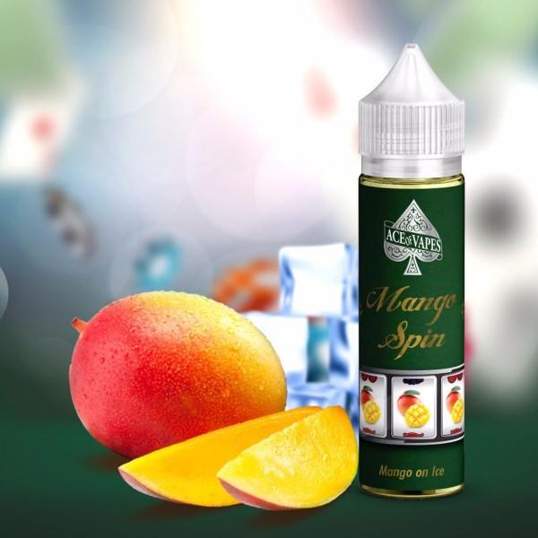 Ace of Vapes Mango Spin E-juice