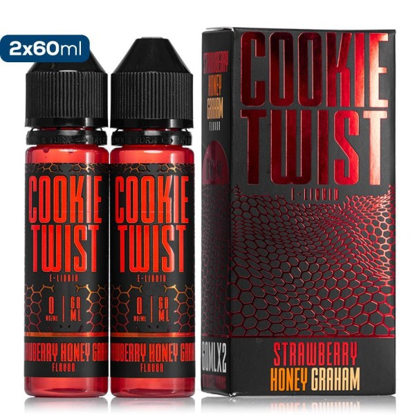 Cookies Twist E-Liquid