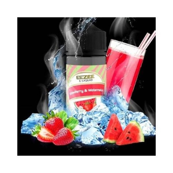 Eezee Strawberry Milkshake Ejuice