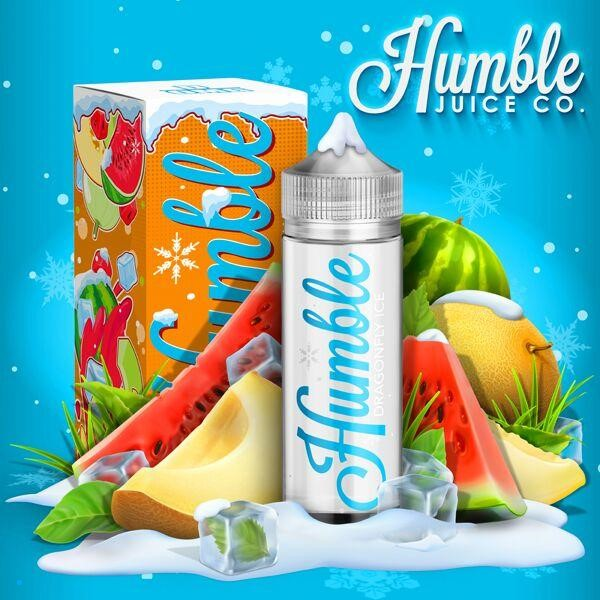 Humble Ice Dragonfly ejuice