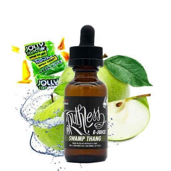 Ruthless Swamp Thang e-juice