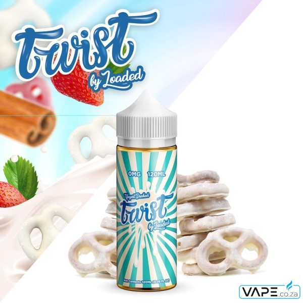 Twist Yoghurt Dunked E-juice