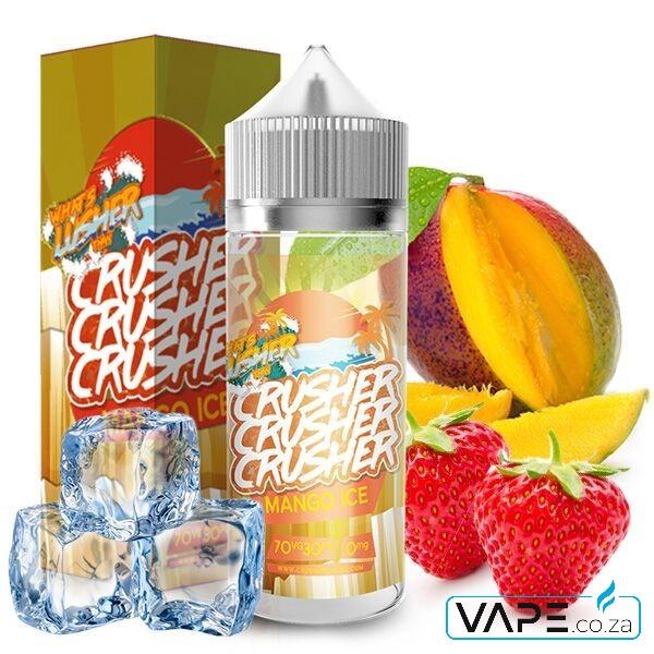 Mango Ice by Crusher e-liquid