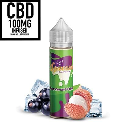 Squeeze CBD e-liquid